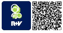 Download der R+V-Arztsuche für Android
