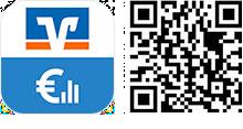 QR Code VR-Banking App für iOS