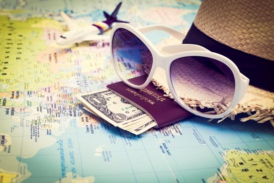 Seien Sie vorsichtig wenn Sie Bargeld auf Reisen mit sich tragen