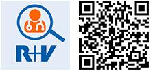Download der App R+V-Arztsuche für Android